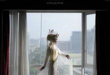 Wedding Intan & Daryl by Millennium Hotel Sirih Jakarta
