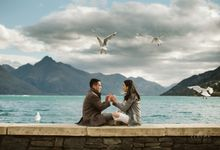Edward & Jessica New Zealand Pre-wedding by Venema Pictures