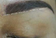 Sulam Alis 6D  by Laura Bride