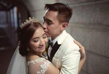 Wedding /Bridal MAKEOVER  by PROFESSIONAL HD MAKEUP BY BENJBASTE (BenyoumakeoverArtistry)