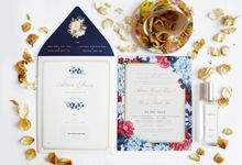 Vonny & Adrian by Paperi & Co.