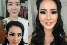 Makeup For Celebrity Events, MC and TV Programs by Natcha Makeup Studio