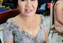 Makeup for Mom and Sister of Bride by Makeup by Maya Kusumadewi