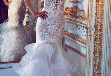 Calla Blanche  wedding dress by Vow bridal house