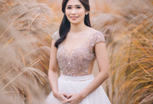 Wedding Makeup and hair  by Vow bridal house
