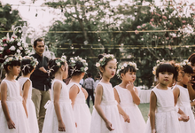 Joshua & Jesica wedding by Voyage Entertainment