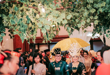 The Wedding of Fikri & Sandra by Voyage Entertainment
