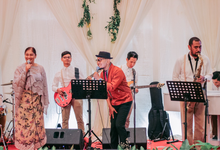 From wedding Fikri & Sandra by Voyage Entertainment