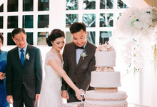 The wedding of Erika & Fritz by Voyage Entertainment