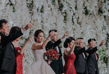 Ryan & Cynthia wedding by Voyage Entertainment