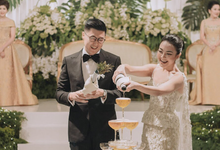THE WEDDING OF DANIEL & CLARISA by Voyage Entertainment