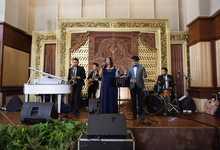 The wedding of Andreas & Kristel by Voyage Entertainment