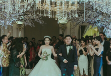 The wedding of Sevvy & Minghan by Voyage Entertainment