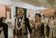 The wedding of Nissa & Pandu by Voyage Entertainment