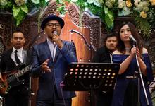 The Wedding of Raras & Radit by Voyage Entertainment