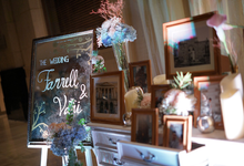 The wedding of Farrell & Vani by Voyage Entertainment