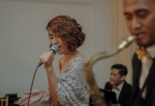 The wedding of Chaterine & Gustaaf by Voyage Entertainment