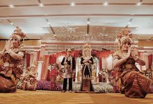 Fauzi & Derasya by Voyage Entertainment