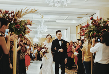 The wedding of Gio & Jashinta by Voyage Entertainment