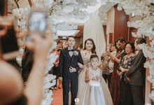 The wedding of Timy & Theresia by Voyage Entertainment