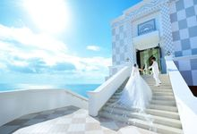 Voyage de Lumiere Chatan Resort by 【Zexy  YouI】:Pre wedding photo in Japan