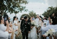 The Wedding of Vincentia and Paskal by Glow Wedding & Event Planner