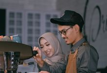 Prewedding Ryan Tyas by vittoria photography