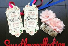 Wedding Doorsign by Sweetlovecollection