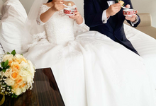 Andrew & Michelle Wedding by Dodo Liu Wedding Organizer