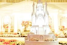 Wedding Cake & Dessert Table Cake Jan-june 2017 by RR CAKES