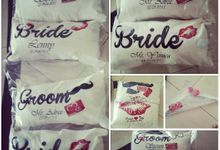 Wedding Pillow by Sweetlovecollection