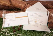 Two Thousand And Fifteen by Grande Gracias Invitations