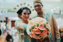 The Wedding Of Stefany And Dimas by umarez
