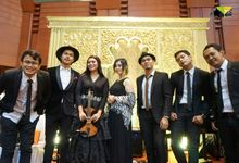 The Wedding of Annisa & Abdi by TAMAN MUSIC ENTERTAINMENT