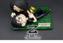 Cute Figure For Valentine Gift by Zakti Laboratory Inc