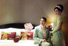 Christa & Rudy by ProjectDEA Wedding Planner
