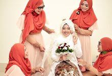 Islamic Wedding Photography: Ayu-Kukuh by Posko Studio 86