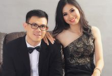 Prewed Photo by Archa makeup artist