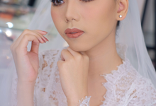 Bride Make Up by Wandachrs