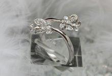 Diamond Woman Rings by Belle Jewelry