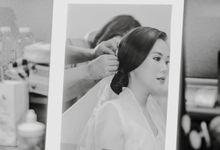 Visco and Inggrid Wedding Day by Iris Photography
