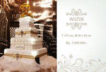 Wedding Cake Album B Part 1/2 by Libra Cake