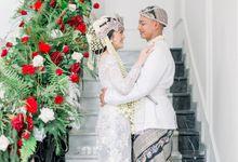 Intan & Didik Wedding by Iris Photography