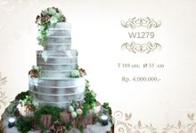 Wedding Cake Album C by Libra Cake