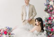 Mira & Stanley Pre-wedding by Iris Photography