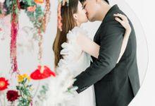 Marshella & Devin Pre-wedding by Iris Photography