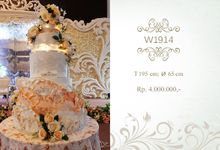 Wedding Cake Album C by Libra Cake