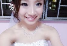 Wedding Makeup & Hairstyling  by Weiyee-makeup