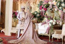 Lucky & Andini Wedding Reception by Pranatacara Wedding Organizer