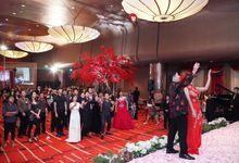 Wedding Day Of Budhi & Diana by Edelweis Organizer